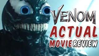 Download Venom ACTUAL Movie Review Video
