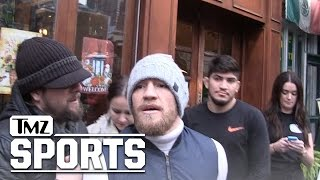 Download Conor McGregor FIRES BACK AT MAYWEATHER | TMZ Sports Video