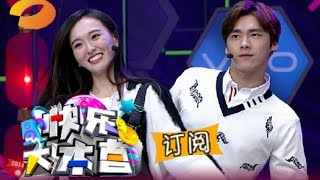 "Download 《快乐大本营》 Happy Camp: ""峰糖""颜值火拼TFboys 李易峰搞定""丈母娘""?Li Yifeng&Tiffany VS TFboys【湖南卫视官方版1080P】 20150221 Video"