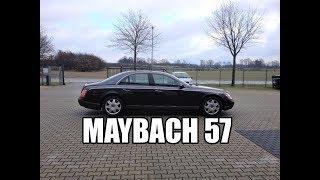 Download Maybach 57 it is so quiet! Review & Testdrive JMSpeedshop ! Video