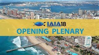 Download IAIA18 Opening Plenary Video