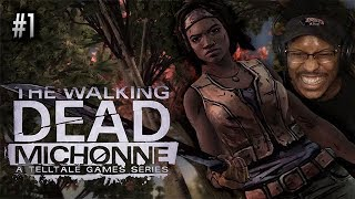 Download THIS ABOUT TO BE A LIT MINI-SERIES!! | The Walking Dead: Michonne | #1 Video