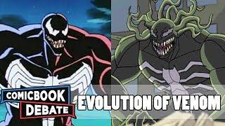 Download Evolution of Venom in Cartoons in 4 Minutes (2017) Video