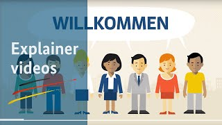 Download Explainer Video - First 100 days in Germany Video