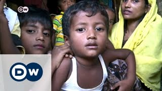 Download Rohingya recount murder and rape in Myanmar | DW News Video
