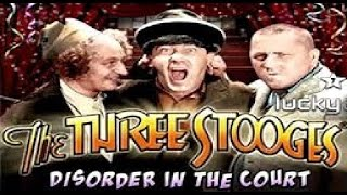 Download Disorder in the Court (1936) (Three Stooges) (High-Def Quality) Video