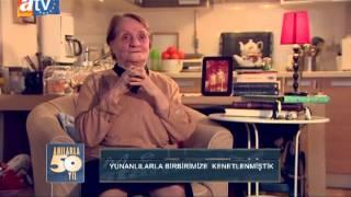 Download ANILARLA 50 YIL 01 BÖLÜM FİKRİYE TÜRKYILMAZ 1 PARÇA 13 09 2012 Video