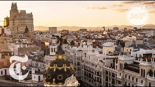 Download 36 Hours in Madrid in 360 | Daily 360 Video
