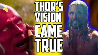 Download Did Thor's Vision Predict Infinity War's Ending? Video