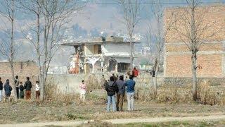 Download Pakistan demolishes bin Laden hideout Video