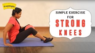 Download Best Knee Pain Exercises | Knee Pain Relief & Cure Exercise at Home - Truweight Video