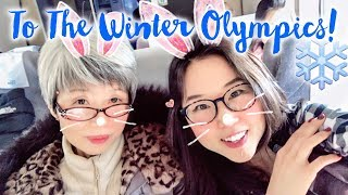 Download Riding the Train from Seoul to Gangneung ♦ PYEONGCHANG WINTER OLYMPICS! Video