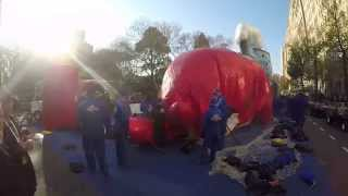Download Balloon Time-Lapse for Thanksgiving Day Parade Video