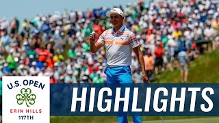 Download 2017 U.S. Open: First Round Highlights Video
