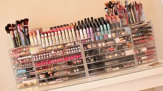 Download My Makeup Collection + Beauty Room! 2014 Carli Bybel Video