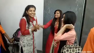 Download Govt PG college farewell party Video