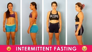 Download We Tried Intermittent Fasting For A Week 😱 (feat. Candace Lowry) Video