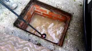 Download How to clear a blocked pan.Or drain. Video