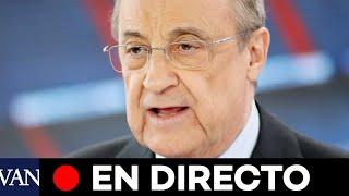 Download [EN DIRECTO] Florentino Pérez comparece ante la Comisión de Investigación sobre el Proyecto Castor Video