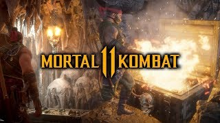 Download Mortal Kombat 11 Krypt - All Fire Chest Locations and How to Open Them Video