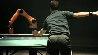 Download The Duel: Timo Boll vs. KUKA Robot Video