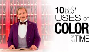 Download 10 Best Uses of Color of All Time Video