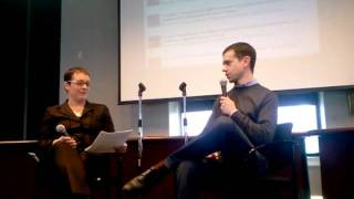 Download @Jack with @JuliaAngwin at @ColumbiaJourn - Part 1 Video
