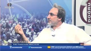 Download Namaz bizim için nasıl miraç olur? - Muhammed Hüseyin (R.A.) Video