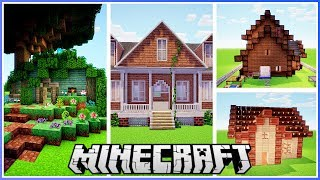 Download I Built All These Houses with Only One Mod! Video