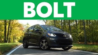 Download 2017 Chevrolet Bolt Quick Drive | Consumer Reports Video