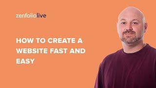 Download How to create a website that wows Part 1 basic set up - Zenfolio Live E100 Video
