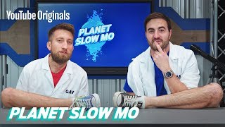 Download Planet Slow Mo Outtakes Video