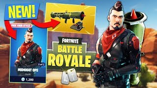 Download GUIDED MISSILE LAUNCHER GAMEPLAY!! (Fortnite Battle Royale) Video