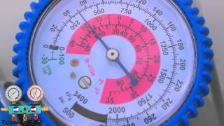 Download Presión Refrigerante R410A a 28°C Temperatura Ambiente Video