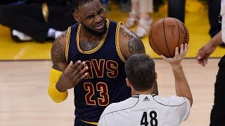 Download NBA Admits Refs Missed 4 Calls in Overtime of Game 2, See All 4 Video