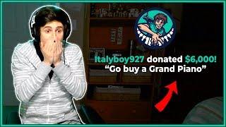 Download I Interviewed My Biggest Donator ($6,000) Video