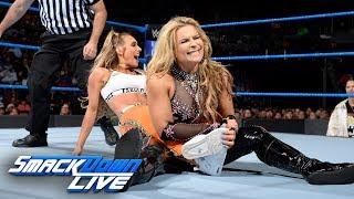 Download Natalya vs. Carmella: SmackDown LIVE, Sept. 5, 2017 Video