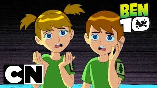 Download Ben 10 - Camp Fear (Preview) Clip 1 Video