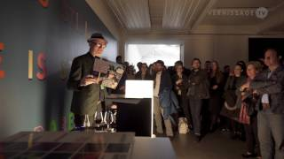 Download Bob and Roberta Smith Performance: Letter to Michael Gove Video
