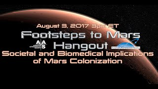 Download Societal and Biomedical Implications of Mars Settlement Video