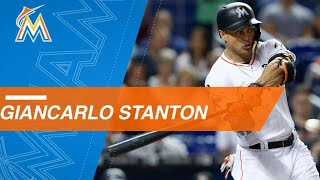 Download Check out all 59 of Stanton's homers in 2017 Video