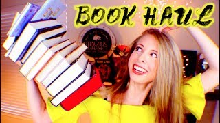Download CHRISTINE'S GAME OF BOOKS HAUL Video