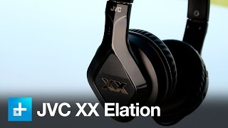 Download JVC XX Elation Bluetooth Headphones - Hands On Review Video