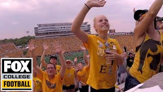 Download Iowa Hawkeyes share the origin of their new heartwarming tradition | Feature | FOX COLLEGE FOOTBALL Video