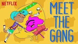 Download Cupcake and Dino 'Meet The Gang' | Netflix Video