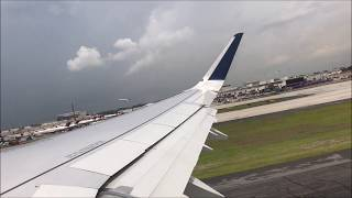 Download Parallel Takeoff | Delta A321 Stormy Departure from Atlanta Video