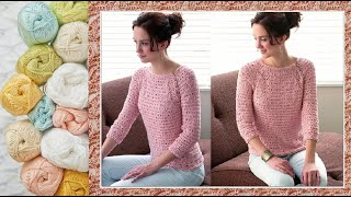 Download ПУЛОВЕР КРЮЧКОМ. РАЗБОР УЗОРА.   PULLOVER. ANALYSIS OF THE PATTERN Video