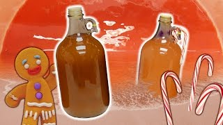 Download Peppermint Sunset & Gingerbread MAN UP | Mead Bottling Video