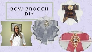 Download BOW BROOCH O Corbatín victoriano Video