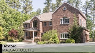 Download Video of 24 Haymeadow Road   Boxford, Massachusetts real estate & homes by Video